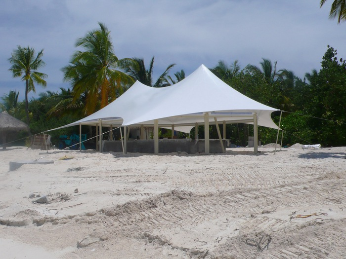 Outdoor Canopy & Cool Shade Sails