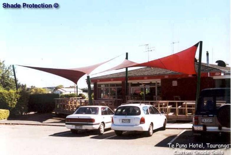 Car Park Shade Solutions