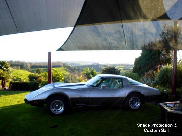 Car Park Outdoor Shades NZ