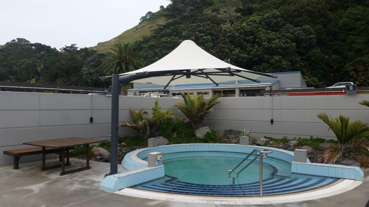 Outdoor umbrellas shade canopies canopies auckland for Architecture upbrella