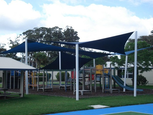 Playground Sun Sail Shade